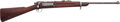 Long Guns:Bolt Action, U.S. Springfield Model 1898 Krag Bolt Action Rifle Converted to1899 Carbine....
