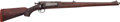 Long Guns:Bolt Action, U.S. Springfield Model 1896 Sporterized Krag Bolt Action Rifle....