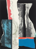 Fine Art - Work on Paper:Print, Louise Nevelson (American, 1899-1988). Reflections IV, 1983. Lithograph in colors. 39-1/2 x 29 inches (100.3 x 73.7 cm) ...
