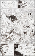 Original Comic Art:Panel Pages, John Romita Jr. and Scott Hanna Peter Parker: Spider-Man #11 Page 16 Original Art (Marvel, 1999). ...