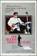 """Movie Posters:Rock and Roll, The Buddy Holly Story (Columbia, 1978). One Sheet (27"""" X 41""""). Rockand Roll.. ..."""