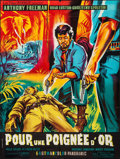 """Movie Posters:Foreign, Per Una Manciata D'oro (Les Films Marbeuf, 1966). French Grandes (2) (45.75"""" X 61""""). Foreign.. ... (Total: 2 Items)"""