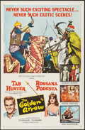"Movie Posters:Adventure, The Golden Arrow & Other Lot (MGM, 1963). One Sheets (2) (27"" X41""). Adventure.. ... (Total: 2 Items)"
