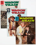Silver Age (1956-1969):Western, Wagon Train Group of 24 (Dell/Gold Key, 1960-64) Condition: AverageVF.... (Total: 24 Comic Books)