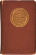 Books:Americana & American History, Henry M. Burt. Burt's Illustrated Guide of the ConnecticutValley, Containing Descriptions of Mount Holyoke, MountMansf...