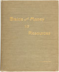 Books:Business & Economics, [Isaac van Horn & Co]. Brains and Money vs.Resources. Illustrated and Embellished with Views of One ofthe Most R...