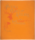 Books:Natural History Books & Prints, [Mr. and Mrs. A.G. Wallihan, photographers]. Hoofs, Claws and Antlers of the Rocky Mountains. By the Camera. Denver:...