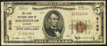 National Bank Notes:Alabama, Birmingham, AL - $5 1929 Ty. 1 The First NB Ch. # 3185. ...
