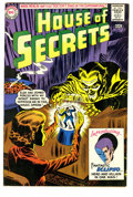 Silver Age (1956-1969):Horror, House of Secrets #61 (DC, 1963) Condition: FN. FIrst appearance ofEclipso. Cover by Lee Elias. Art by Elias, Mort Meskin, a...