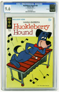 Silver Age (1956-1969):Cartoon Character, Huckleberry Hound #39 File Copy (Gold Key, 1969) CGC NM+ 9.6 Off-white pages. Overstreet 2005 NM- 9.2 value = $38. CGC censu...