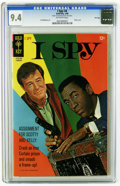 Silver Age (1956-1969):Mystery, I Spy #4 File Copy (Gold Key, 1968) CGC NM 9.4 Off-white pages.Photo cover of Robert Culp and Bill Cosby. Al McWilliams art...