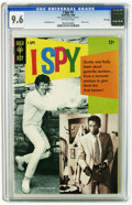 Silver Age (1956-1969):Adventure, I Spy #5 File Copy (Gold Key, 1968) CGC NM+ 9.6 Off-white pages. Photo cover of Robert Culp and Bill Cosby. Al McWilliams ar...