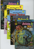 Bronze Age (1970-1979):Horror, Andy Panda and Ripley's Believe it or Not! File Copies Box Lot(Gold Key, 1952-78) Condition: Average VF. Andy Panda and Rip...