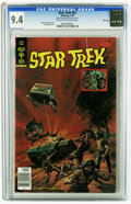 Bronze Age (1970-1979):Science Fiction, Star Trek #52 File Copy (Gold Key, 1978) CGC NM 9.4 Off-white to white pages. Drug propaganda story. George Kashdan story. A...