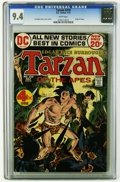 Bronze Age (1970-1979):Miscellaneous, Tarzan #210 (DC, 1972) CGC NM 9.4 White pages. Origin of Tarzan.Joe Kubert story, cover, and art. Overstreet 2005 NM- 9.2 v...