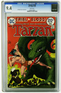 Bronze Age (1970-1979):Miscellaneous, Tarzan #228 (DC, 1974) CGC NM 9.4 White pages. Joe Kubert story,cover, and art. Overstreet 2005 NM- 9.2 value = $15. CGC ce...