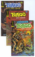 Bronze Age (1970-1979):Miscellaneous, -Tragg and the Sky Gods Group (Gold Key/Whitman, 1975-76)Condition: Average VF+. This full short box lot includes Tragg...