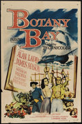 "Movie Posters:Adventure, Botany Bay (Paramount, 1953). One Sheet (27"" X 41""). Imprisonedfalsely, medical student Hugh Tallant (Alan Ladd) is sent to..."