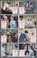 """Movie Posters:Children's, Cactus Flower (Columbia, 1969). Lobby Card Set of 8 (11"""" X 14""""). Walter Matthau plays a dentist who tells girlfriend Goldie ... (Total: 8 Items)"""