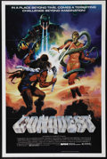 """Movie Posters:Adventure, Conquest (United Film Distribution, 1984). One Sheet (27"""" X 41"""").There's nothing more out of this world than fantasy foreig..."""