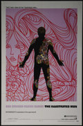"Movie Posters:Science Fiction, The Illustrated Man (Warner Brothers, 1969). One Sheet (27"" X 41"").The short stories of Ray Bradbury were the inspiration b..."