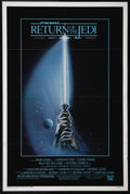 "Movie Posters:Science Fiction, Return of the Jedi (20th Century Fox, 1983). One Sheet (27"" X 41"").In this final episode of George Lucas' original ""Star Wa..."