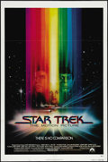 "Movie Posters:Science Fiction, Star Trek: The Motion Picture (Paramount, 1979). Advance One Sheet (27"" X 41""). A decade after they broke new ground in tele..."