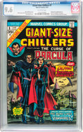 Bronze Age (1970-1979):Horror, Giant-Size Chillers #1 (Marvel, 1974) CGC NM+ 9.6 Off-whitepages....