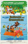 Animation Art:Poster, Bedknobs and Broomsticks Theatrical Poster/Print Group of 3(Walt Disney, 1971).... (Total: 3 Items)