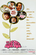 Memorabilia:Poster, The Love Bug and Herbie Rides Again Theatrical MoviePoster Group of 2 (Walt Disney, 1969-74).... (Total: 2 Items)