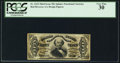 Fractional Currency:Third Issue, Fr. 1324 50¢ Third Issue Spinner PCGS Very Fine 30.. ...