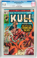 Bronze Age (1970-1979):Adventure, Kull the Destroyer #21 (Marvel, 1977) CGC NM/MT 9.8 Off-white pages....