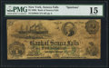 Obsoletes By State:New York, Seneca Falls, NY- Bank of Seneca Falls $2 Oct. 8, 1863 S5 Spurious Note. ...