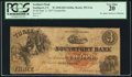 Southport, CT- Bank of Southport $3 Sep. 2, 1857 C6a Counterfeit