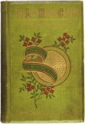 Books:Fiction, Mary Hallock Foote. The Led-Horse Claim. A Romance of a Mining Camp. London: Frederick Warne and Co., [1883]. First ...