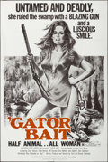 "Movie Posters:Bad Girl, Gator Bait (Sebastian International, 1974). Poster (40"" X 60""). BadGirl.. ..."