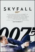 "Movie Posters:James Bond, Skyfall (MGM, 2012). One Sheet (27"" X 40"") DS Advance. James Bond....."