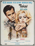 """Movie Posters:Foreign, Topkapi (United Artists, 1964). French Grande (47"""" X 62.5""""). Foreign.. ..."""