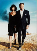 """Movie Posters:James Bond, Quantum of Solace (MGM, 2008). Indian One Sheets (2) (26"""" X 36.5"""" & 26.75"""" X 37"""") Two Styles, Promotional Poster (30"""" X 42"""")... (Total: 4 Items)"""