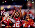 Football Collectibles:Photos, Cardale Jones Signed Photograph. ...