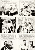 Original Comic Art:Panel Pages, Jesse Marsh Tarzan #151 Page 5 Original Art (Dell, 1965)....