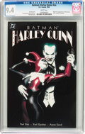 Modern Age (1980-Present):Superhero, Batman: Harley Quinn #nn (DC, 1999) CGC NM 9.4 White pages....
