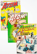 Silver Age (1956-1969):Superhero, The Atom Group of 8 (DC, 1962-64) Condition: Average GD/VG.... (Total: 8 )