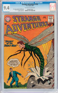 Silver Age (1956-1969):Science Fiction, Strange Adventures #165 (DC, 1964) CGC NM 9.4 Off-white to white pages....