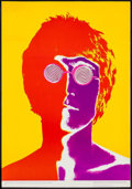 """Movie Posters:Rock and Roll, Beatles Special Daily Express Prints by Richard Avedon (NEMSEnterprises, 1967). British Posters (4) (18.75"""" X 27""""). Rock an...(Total: 4 Items)"""