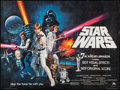 """Movie Posters:Science Fiction, Star Wars (20th Century Fox, 1978). British Quad (30"""" X 40"""")Academy Awards Style. Science Fiction.. ..."""