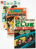 Golden Age (1938-1955):Miscellaneous, Comic Books - Assorted Golden and Silver Age Comics Group of 19 (Various Publishers, 1950-69) Condition: Average VG/FN.... (Total: 19 Comic Books)