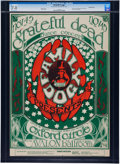 "Music Memorabilia:Posters, Grateful Dead ""Family Dog Logo"" Avalon Ballroom Concert PosterFD-33 (Family Dog, 1966)...."