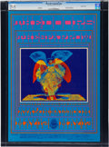 """Music Memorabilia:Posters, The Doors """"Butterfly Lady"""" Avalon Concert Poster FD-61 (Family Dog, 1967). ..."""