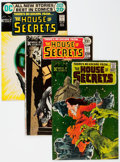 Bronze Age (1970-1979):Horror, House of Secrets Group of 4 (DC, 1971-73) Condition: AverageVF+.... (Total: 4 Comic Books)
